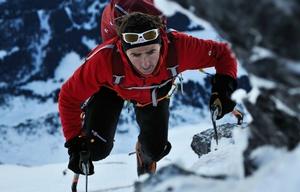 El montañista Ueli Steck tenía varios récords en velocidad.