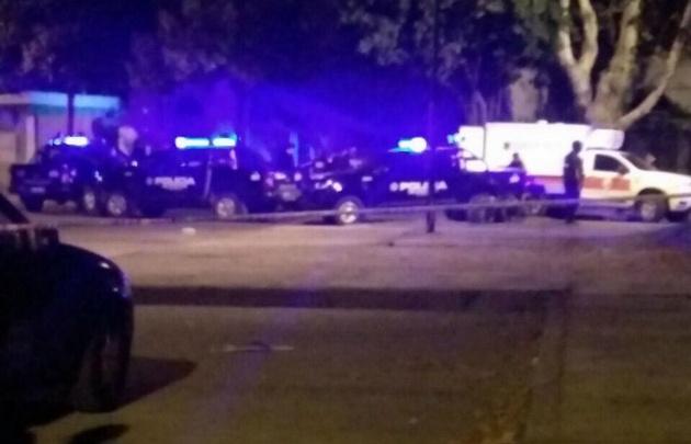 El crimen se produjo en la calle Amenábar, entre Callao y Rodríguez.