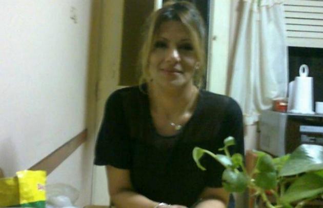 Alejandra Sánchez, la mujer desaparecida en Córdoba.