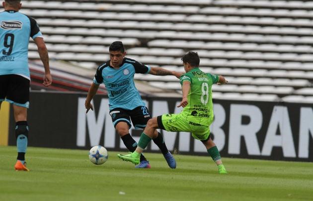 Belgrano perdió ante Defensa y Justicia en el Kempes.