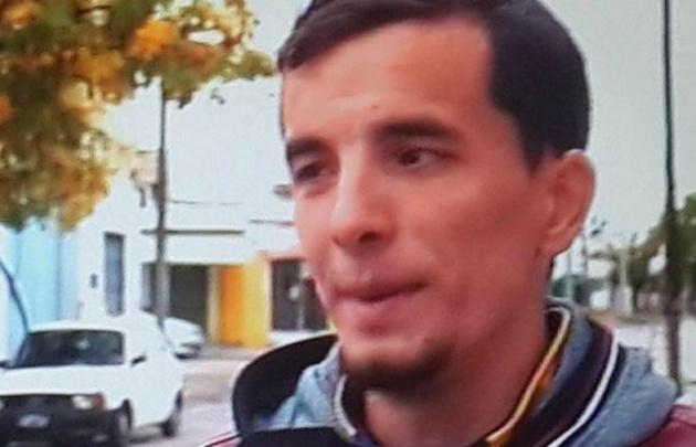 Alejandro Pacheco fue uno de los hinchas que vio cómo agredieron a Balbo.