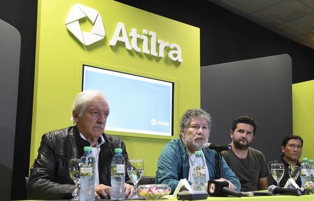 Atilra anunció un paro nacional desde la cero de hoy.