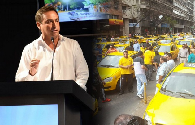 Mestre dijo que no está en agenda un aumento en la tarifa de los taxis.