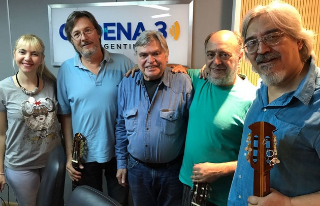 Los cordobeses visitaron Viva la Radio