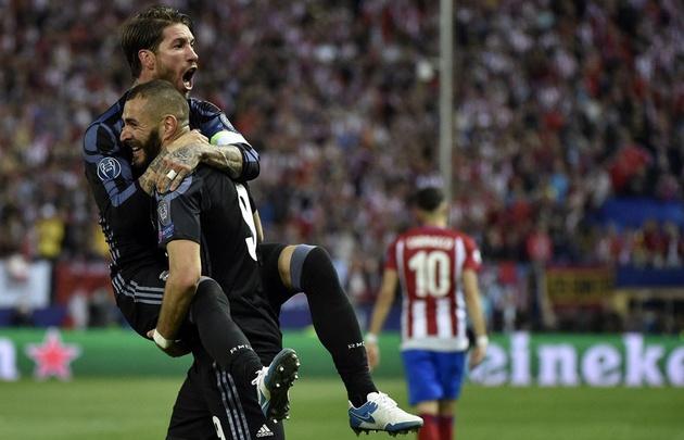 Real Madrid perdió, pero gracias al 3-0 en la ida pasó a la final.