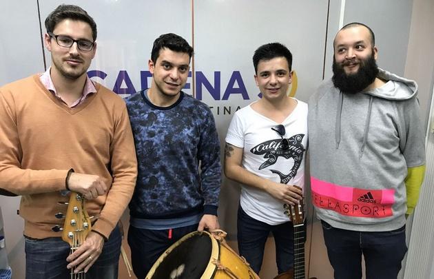 Cuerda y Cuero en Viva la Radio.