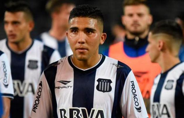 ''Bebelo'' puede, legalmente, jugar el clásico de este sábado ante Belgrano.