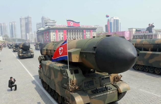Corea del Norte lanzó un nuevo misil
