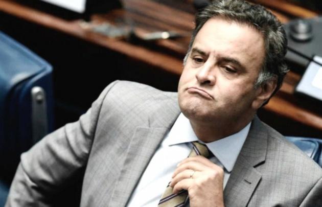 El despacho en el Senado de Neves fue allanado.