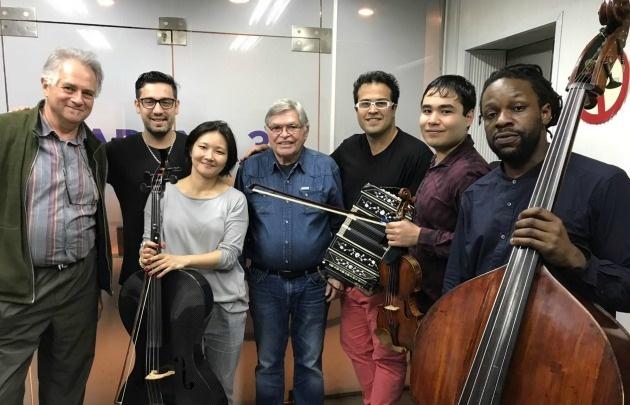 JP Jofré Hard Tango Chamber Band