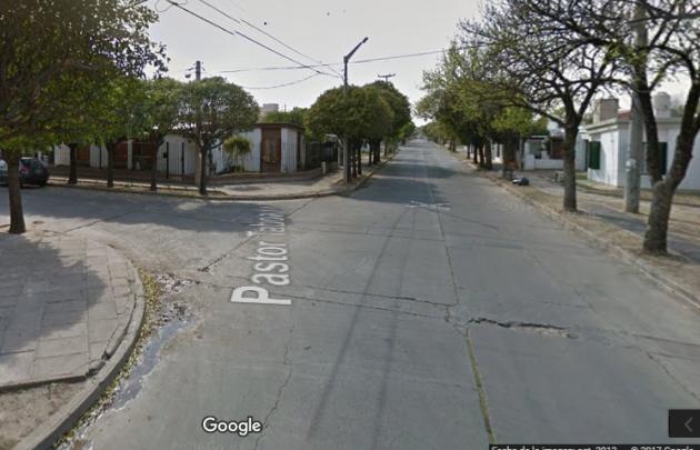 El crimen se produjo en una vivienda de la calle Pastor Taboada.