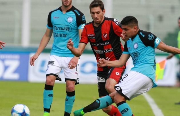 Belgrano igualó con Patronato en un Kempes sin público.
