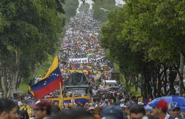 La crisis se agrava en Venezuela, y la sociedad es la víctima.