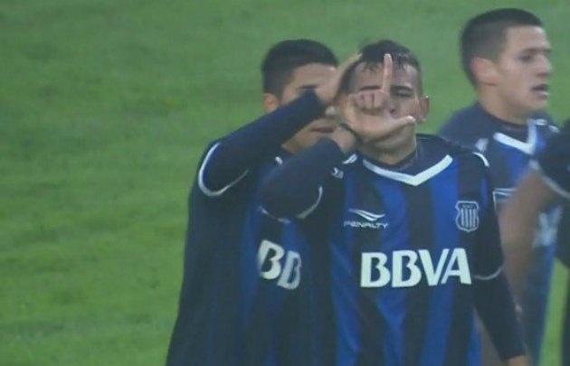 Talleres mostró su poderío ofensivo ante Sarmiento en Junín.