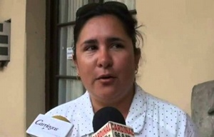 Intendenta Verónica Morales, acusada de corrupción por su propio padre.