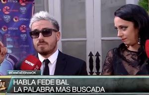 Fede Bal habla tras la sorpresiva separación de Laurita Fernandez.