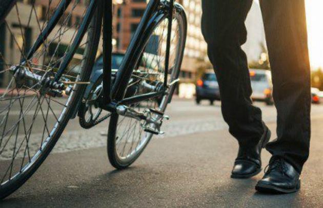 Los ladrones no dudaron en disparar para quitarle la bici.