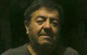 Bernardino Roberto Aliaga, de 72 años, desapareció el pasado domingo.