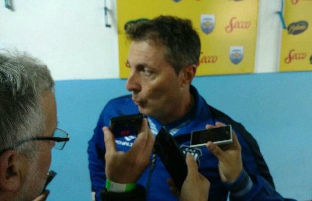 Kudelka se mostró contento tras el triunfo de Talleres por Copa Argentina.