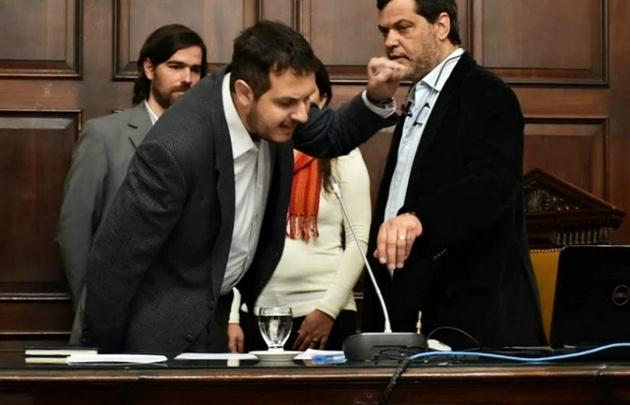 Entre los imputados está el diputado del PTS FIT Lautaro Jiménez.