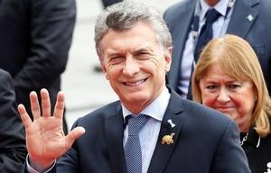 Macri sufrió los efectos de la altura en Ecuador.