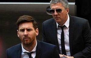 La Pulga y su padre lideran la Fundación Privada Leo Messi,