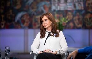 Cristina Fernández ofreció una entrevista a C5N