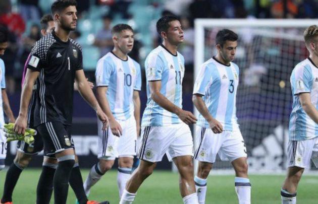 Argentina y otra decepción.