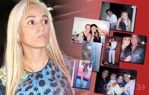 Escándalo por supuestas fotos íntimas de Rocío Oliva.