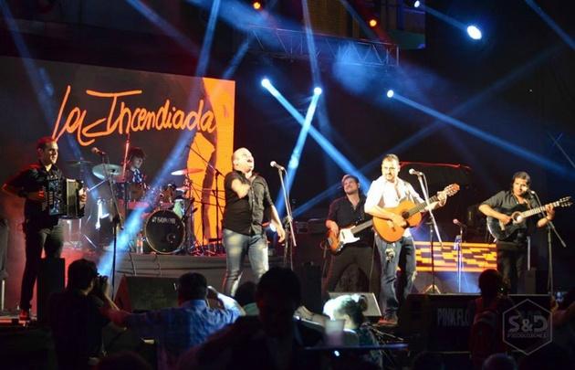 La Incendiada, grupo folklórico de Resistencia, Chaco.