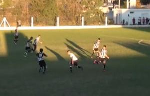 El enganche de Sarmiento de Idiazábal protagonizó la jugada del año.