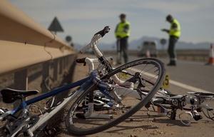 Murió un ciclista arrollado en Santiago del Estero (Foto ilustrativa).