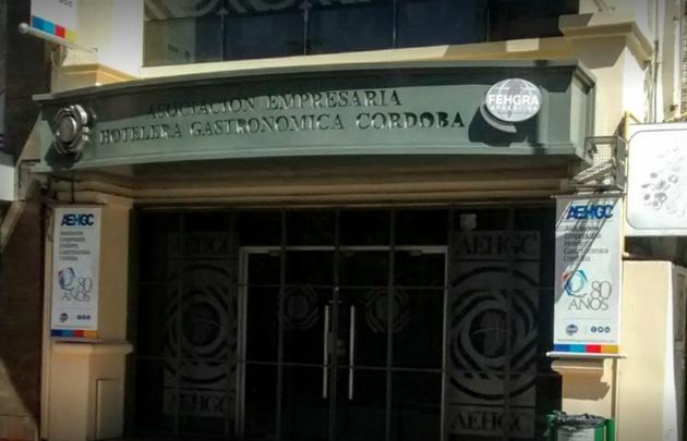 Asociación Empresaria Hotelera Gastronómica de Córdoba.