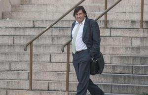 Eduardo Freiler está acusado por presunto mal desempeño de sus funciones.