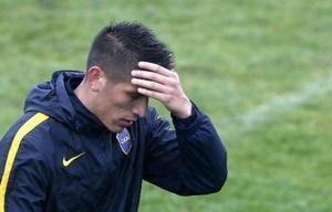 El jugador sumó otro dolor de cabeza a su historial de escándalos.