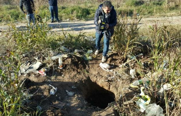 Hallaron el cuerpo de Ana Rosa en la vera de la ruta 5.