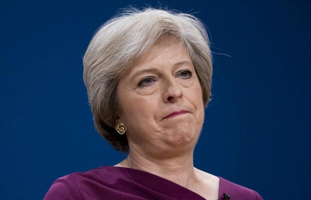 """Theresa May habló de """"potencial atentado terrorista""""."""