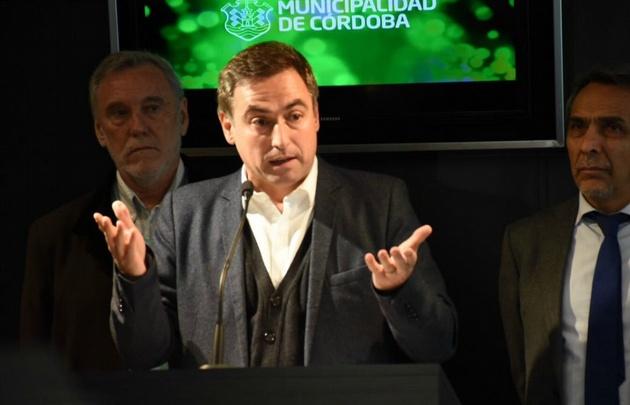 Mestre se refirió al paro en Córdoba.