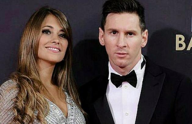 Antonella y Lionel darán el sí el viernes en Rosario.