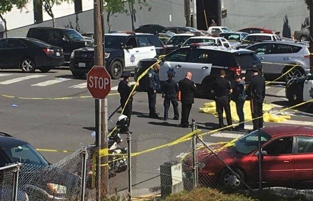El tiroteo se produjo en la ciudad estadounidense de San Francisco.