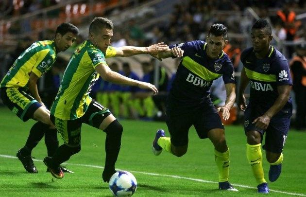 Aldosivi y Boca se medirán el sábado en Mar del Plata.