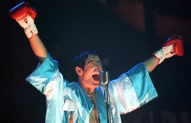 El artista falleció el 24 de junio de 2000 en Berazategui.
