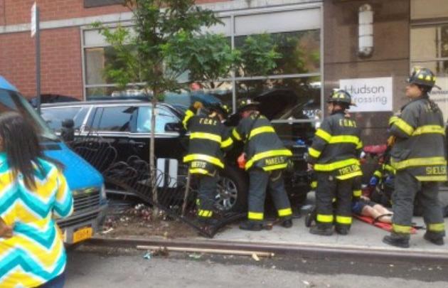 Otra camioneta atropelló a 10 peatones en Nueva York.