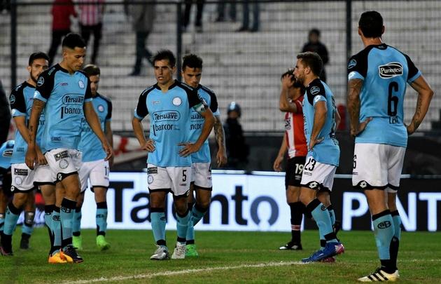 Belgrano volvió a perder y sigue en el fondo de la tabla.