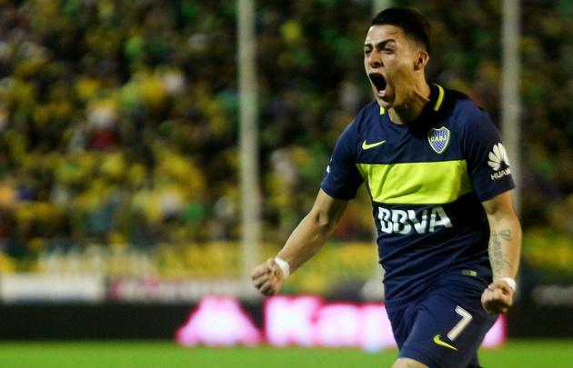 Pavón abrió el marcador y fue clave para el triunfo de Boca.