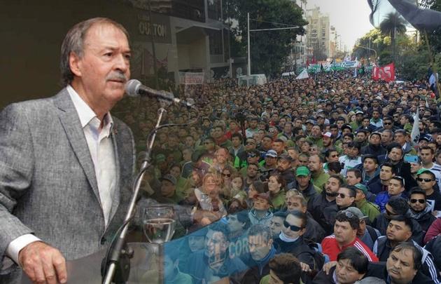 Schiaretti despegó al Gobierno provincial del conflicto.