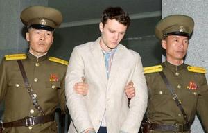 Otto Warmbier había sido detenido en 2016 en Corea del Norte.