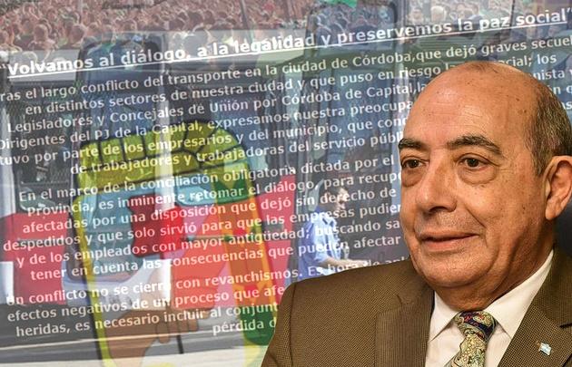 Mario Pereyra cree que el planteo del PJ tiene tinte electoral.