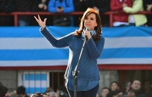 Finalmente, la ex presidenta será candidata.
