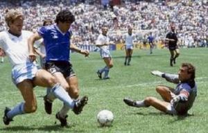 Hoy se cumplen 31 años del mejor gol de la historia de los mundiales.